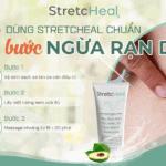hướng dẫn sử dụng stretcheal